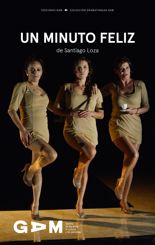 Descarga aquí la versión digital de Un minuto feliz, de Santiago Loza