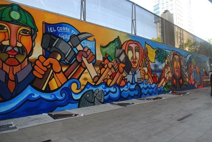 Mural Brp Centro Gabriela Mistral