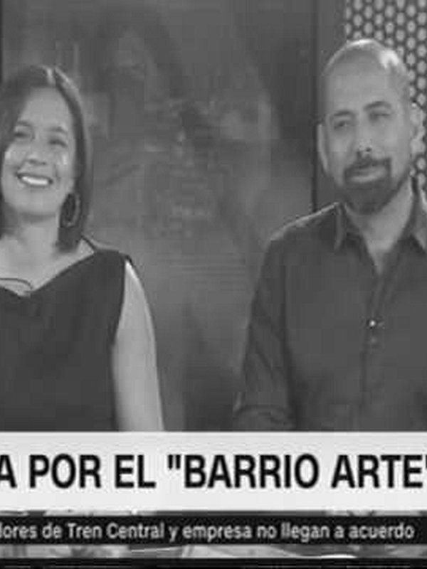 Barrio Arte en CNN Chile
