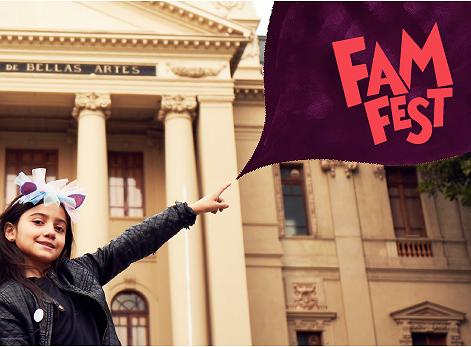 Resultado de imagen para FAMFEST 2019 SANTIAGo